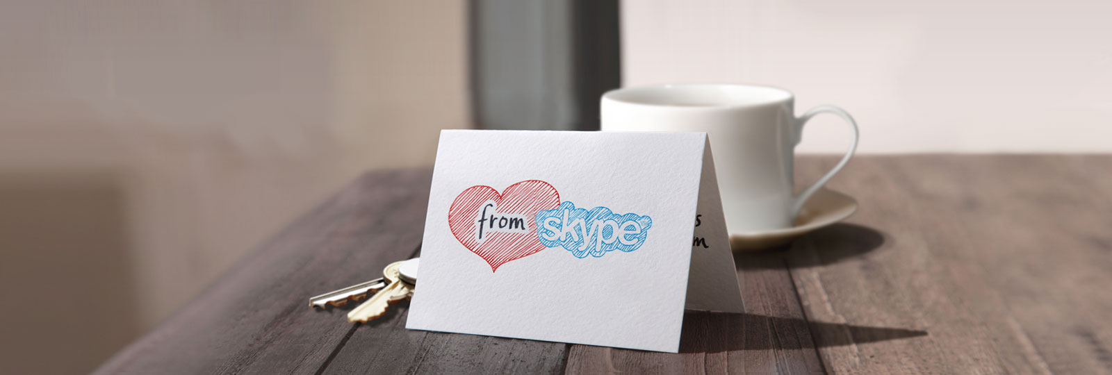 Start using the very best of Skype today.