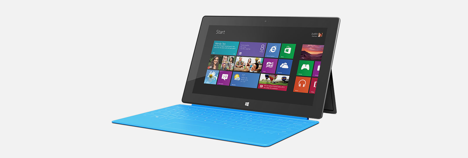 Learn more about Surface RT.