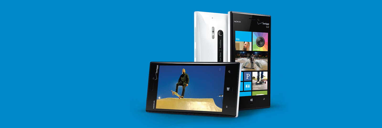 Get the Windows Phone with the best low-light camera available.