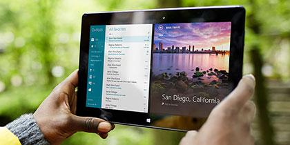 Download the Windows 8.1 Enterprise evaluation.