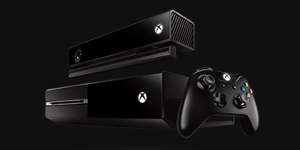Introducing Xbox One. The all-in-one entertainment system.
