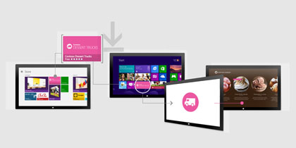 Get the tools you need to build apps for Windows 8.